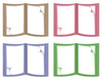 Colourful books Stock Photo
