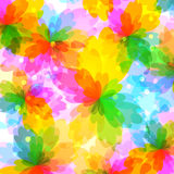 Colourful bright background Stock Photo
