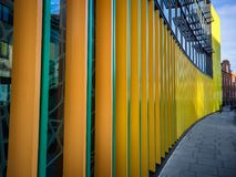 Colourful building in Camden Town, London Stock Photography