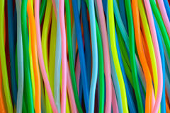 Colourful cables Royalty Free Stock Photo