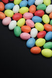 Colourful candies Royalty Free Stock Images