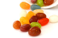Colourful candies Stock Photography