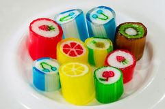 Colourful Candies Royalty Free Stock Photo