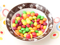Colourful candies Royalty Free Stock Photography