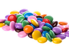 Colourful Chocolate Candies