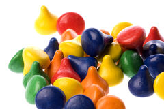Colourful Chocolate Candies Royalty Free Stock Image