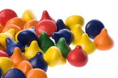 Colourful Chocolate Candies Royalty Free Stock Photos
