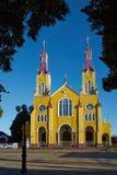 Colourful Church Stock Image