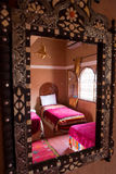 Colourful Classical Moroccan Interior Stock Photo