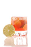 Colourful cocktail Royalty Free Stock Photos