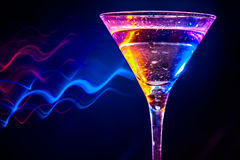 Colourful coctail Royalty Free Stock Images