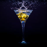 Colourful coctail Royalty Free Stock Image