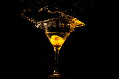 Colourful coctail Royalty Free Stock Photography