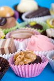 Colourful confectionery Stock Images