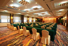 Colourful conference room Royalty Free Stock Images