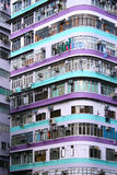 Colourful Corner Building Royalty Free Stock Images