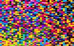 Colourful Crazy Stock Photo