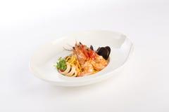Colourful dish Stock Image