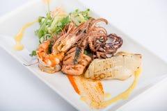 Colourful dish Stock Photo