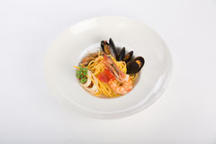 Colourful dish Royalty Free Stock Photography