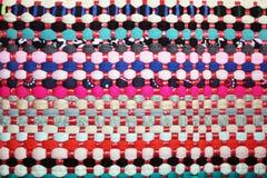 Colourful Dywanowa tekstura 1 obrazy royalty free
