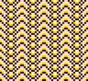 Colourful ethnic ornamental patterns Mexican, Seamless vector pattern Royalty Free Stock Images