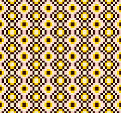 Colourful ethnic ornamental patterns Mexican, Seamless vector pattern Royalty Free Stock Photography