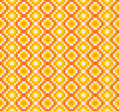Colourful ethnic ornamental patterns Mexican, Seamless vector pattern Stock Images