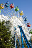 Colourful Ferris Wheel Stock Photography