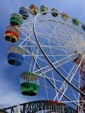 Colourful Ferris Wheel Royalty Free Stock Photos