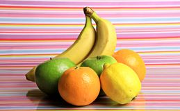 Colourful fruit Royalty Free Stock Photos
