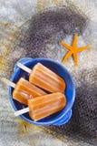 Colourful Fruit Ice Jolly Stock Image
