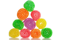 Colourful fruit a sweet Royalty Free Stock Photo