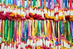 Colourful girlandy Fotografia Stock