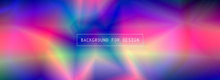 Colourful glitch abstract background. Trend image effect in style glitch. Modern abstract background colorful gradient. Vector illustration stock illustration