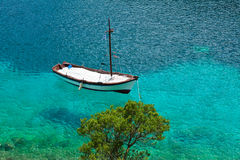 Colourful Greece royalty free stock image