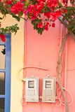 Colourful Greece Royalty Free Stock Photography