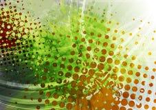 Colourful grunge vector illustration Stock Photo