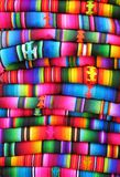 Colourful Guatemalan fabrics