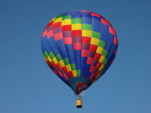 Colourful Hot Air Ballon Stock Image