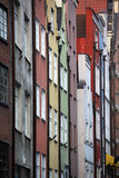 Colourful houses Royalty Free Stock Image
