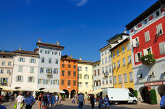 Piazza Duomo, Trento Royalty Free Stock Images