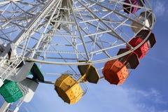 Colourful iść w Barcelona, Hiszpania obrazy royalty free