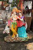 Colourful idol bogowie zdjęcia royalty free