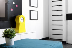 Colourful interior of children room Stock Image