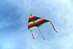 Colourful Kite 1 Stock Photography