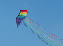 Colourful Kites Stock Photography