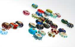Colourful koraliki Zdjęcie Stock