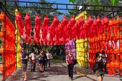 Colourful lantern Royalty Free Stock Photo