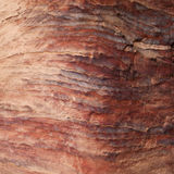 Colourful layers of sandstone Stock Photography